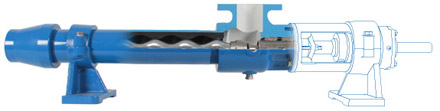 Aftermarket Progressive Cavity Pump Parts