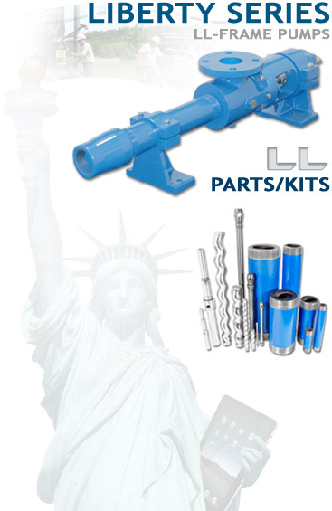 Liberty Progressive Cavity Pumps