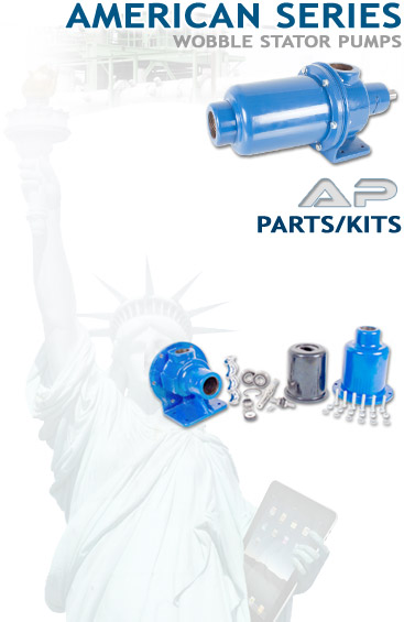 American AP Progressive Cavity Pumps