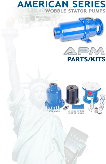 American APM Progressive Cavity Pumps