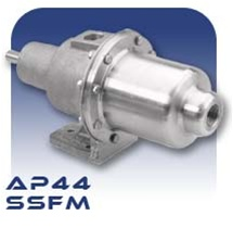 AP44 Wobble Pump w/Threaded Connections-Stainless Steel