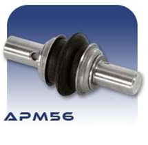 American Series APM56 Pinned Flex Joint - Stainless Steel and Buna Nitrile