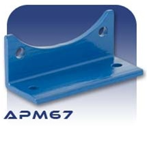 American Series APM67 Pump Foot - Cast Iron