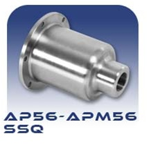 American Series AP56/APM56 SSQ Suction Case - Stainless Steel