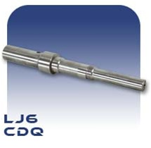 LJ6 Drive Shaft - Steel