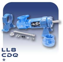 LL8 PC Pump Drive End Assembly