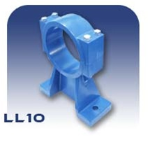 LL10 Stator Support Foot - Cast Iron