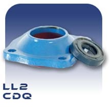 LL2 PC Pump Bearing Cover Plate