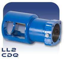 LL2 Pump Bearing Housing - Cast Iron