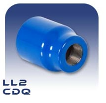 LL2 PC Pump Reducer - Cast Iron