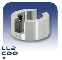 LL2 PC Pump Collar Pin Retainer - Stainless Steel