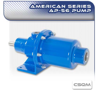 American AP56 Series CSQM Long Coupled Wobble Stator Pump
