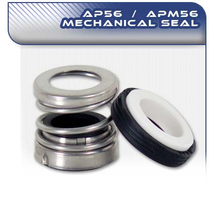 AP56/APM56 Standard Mechanical Pump Seal