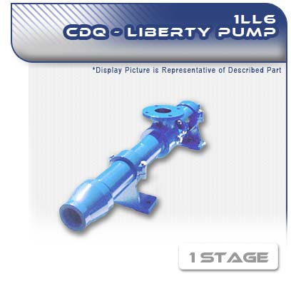 1LL6 CDQ - Single Stage PC Pump