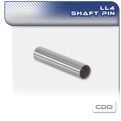 LL4 CDQ PC Pump Shaft Pin