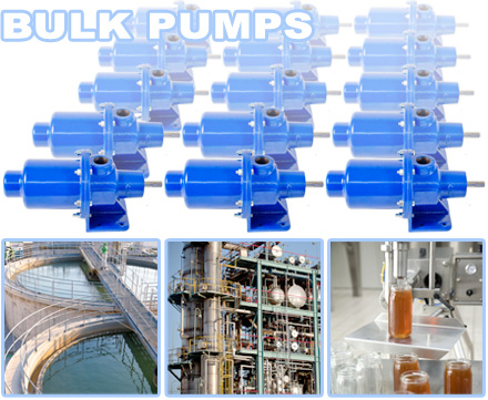 bulk purchasing of progressive cavity pumps and pump parts from