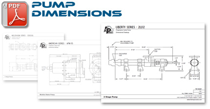 Pump Dimensions PDF Archive