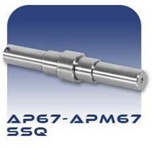 AP67 SSQ Pinned Drive Shaft