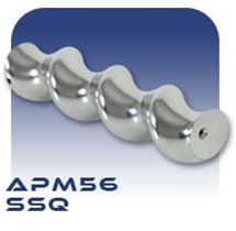 American Series APM56 Pinned Pump Rotor - Chrome Plated Stainless Steel