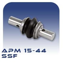 American Series  APM15/APM22/APM33/APM44 Pinned Flex Joint - Stainless Steel and Viton