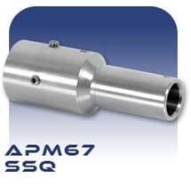 American Series APM67 SSQ Pinned Stub Shaft