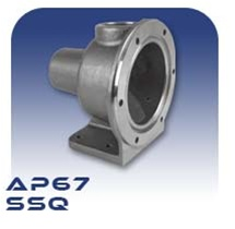 American Series AP67 SSQM Bearing Housing, Mechanical Seal