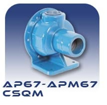 American Series AP67 Bearing Housing, Mechanical Seal