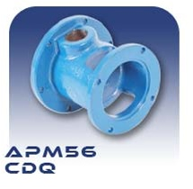 American Series APM56 CDQ Discharge Casing