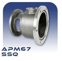 American Series APM67 SSQ Discharge Casing