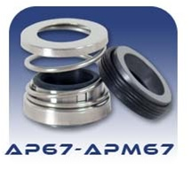 American Series AP67/APM67 Hard Face Mechanical Pump Seal