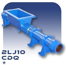 2LJ10 Progressive Cavity Hopper Pump