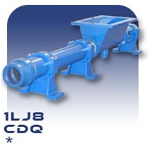1LJ8 Progressive Cavity Hopper Pump
