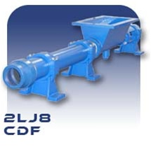 2LJ8 Progressive Cavity Hopper Pump