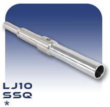 LJ10 Drive Shaft - Stainless Steel