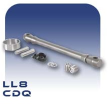 LL8 Connecting Rod Kit - Steel