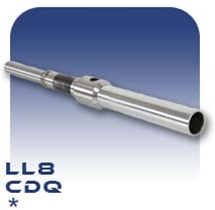 LL8 Drive Shaft - Chrome Plated Steel