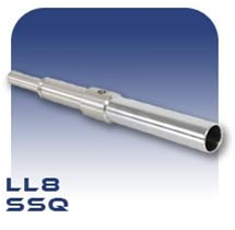 LL8 Drive Shaft - Stainless Steel