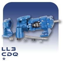 LL3 PC Pump Drive End Assembly