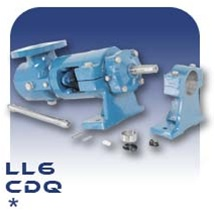 LL6 PC Pump Drive End Assembly