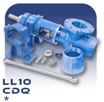 LL10 PC Pump Drive End Assembly