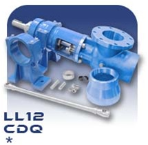 LL12 PC Pump Drive End Assembly