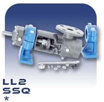 LL2 PC Pump Drive End Assembly