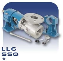 LL6 PC Pump Drive End Assembly- Stainless Steel