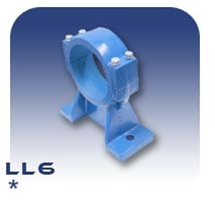 LL6 Stator Support Foot - Cast Iron