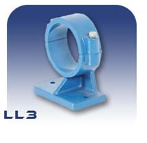 LL3 Stator Support Foot - Cast Iron