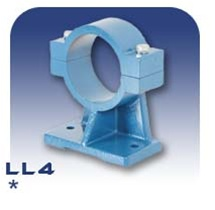 LL4 Stator Support Foot - Cast Iron