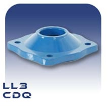 LL3 PC Pump Bearing Cover Plate