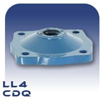 LL4 PC Pump Bearing Cover Plate
