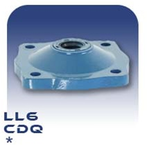 LL6 PC Pump Bearing Cover Plate