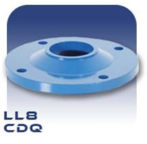 LL8 PC Pump Bearing Cover Plate